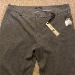 kut from the kloth grey pants